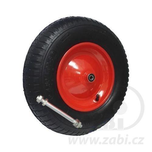 Kolo pro zahradní kolečko pneumatické 400 mm (4.80/400-8 4PR)