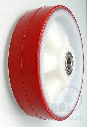 Plastové kolo 200 mm samostatné