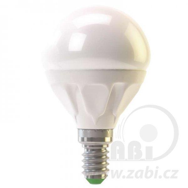 LED žárovka 5W E14 teplá bílá