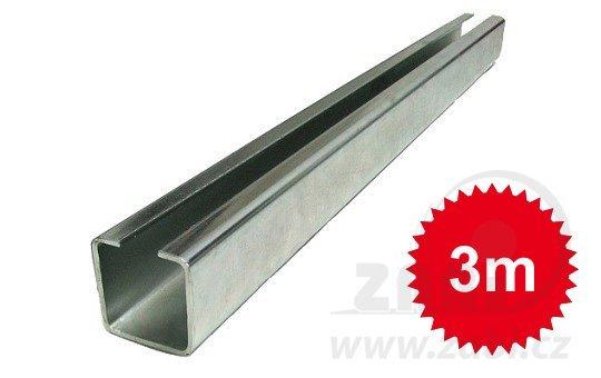 Pozinkovaný nosný C profil 40mm délka 3 metry