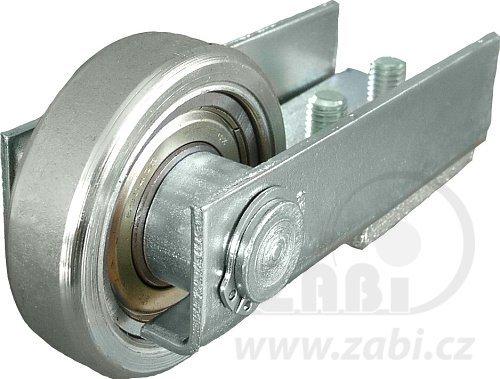 Dojezdové kolečko pro samonosnou bránu 70 mm