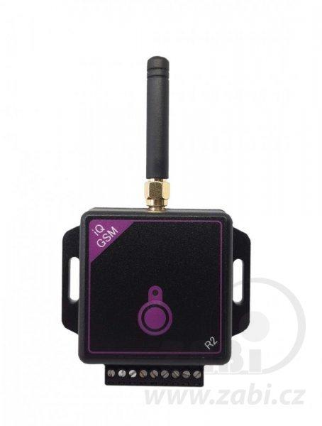 Dálkové ovládání pomocí mobilního telefonu - GSM ovládání pro 20 uživatelů