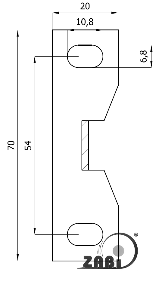 Nosný vozík pro závěsné systémy