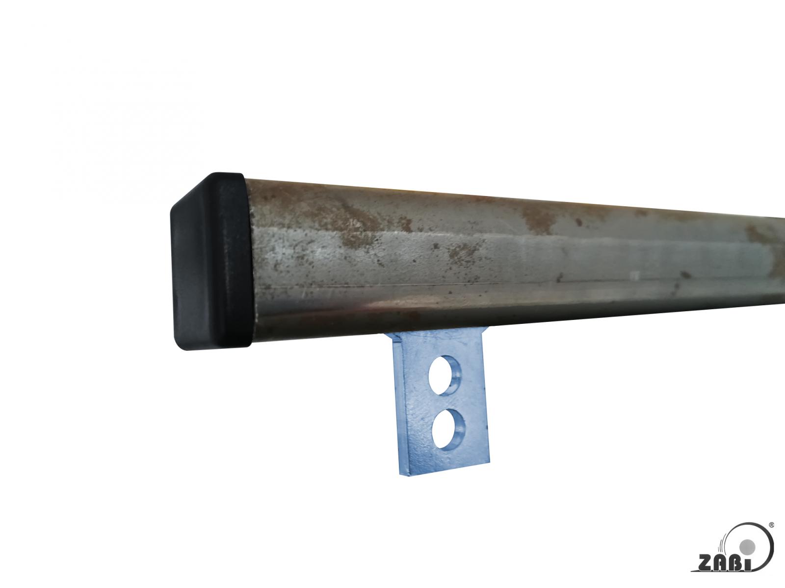 Nosný C profil pro posuvnou bránu 20mm délka 6 metrů