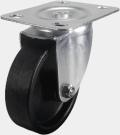 Teploodolné kolo 160 mm otočná vidlice