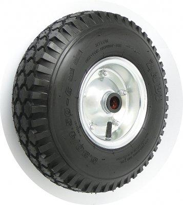 Pneumatické kolo 350 mm samostatné
