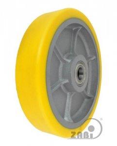 Polyuretanové kolo 350 mm samostatné