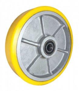 Polyuretanové kolo 350 mm samostatné pro vysoké zatížení