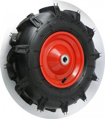 Pneumatické kolo 400 mm samostatné