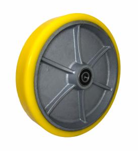 Polyuretanové kolo 400 mm samostatné