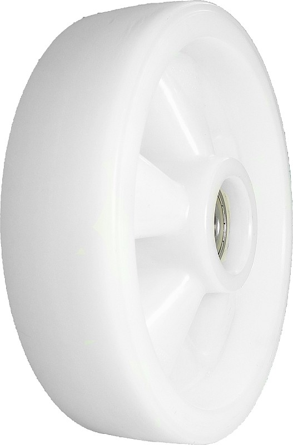 Plastové kolo 160 mm samostatné