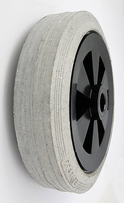 Pryžové kolo 200 mm samostatné