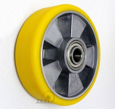 Polyuretanové kolo 160 mm samostatné