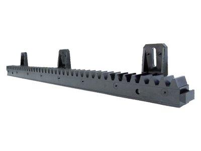 Ozubený hřeben plastový s ocelovým jádrem 0,330 M