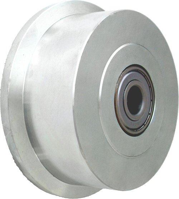 Ocelové kolo s nákolkem 160 mm