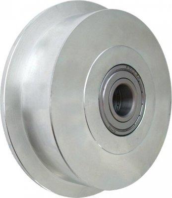 Ocelové kolo s nákolkem 240 mm