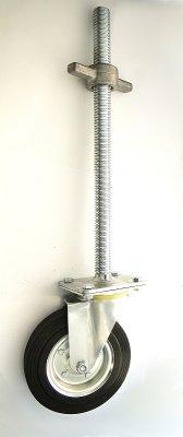 Pojezdové kolo pro lešení 200 mm