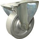 Teploodolné kolo 140 mm pevná vidlice