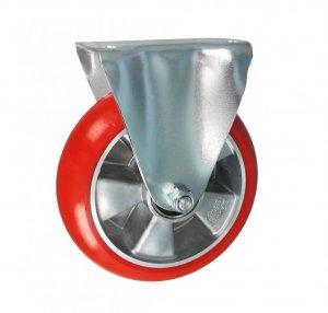 Polyuretanové kolo pro snadnou manipulaci - pevná vidlice