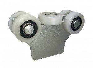 Nosný vozík pro pojezd do nosného profilu 50 mm