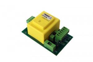 Modul pro napájení a ovládání elektrického zámku a dalších zařízení na 12V