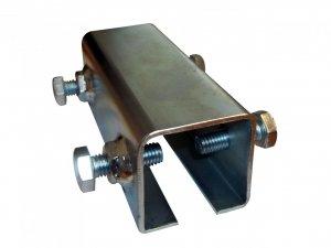 Spojka pro napojení C profilu 50mm