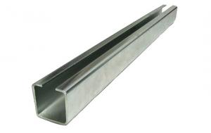 Pozinkovaný nosný C profil 20mm délka 3 metry