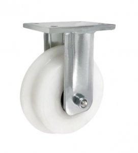 Plastové kolo s nákolkem ve vidlici 143 mm