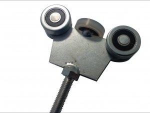 Nosný vozík 30 mm pro závěsné brány
