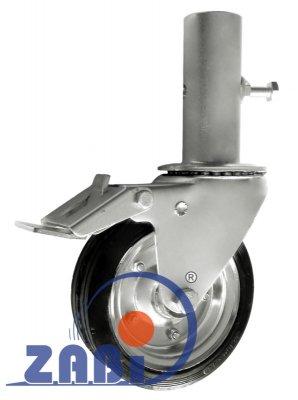 Pojezdové kolo pro lešení 160 mm