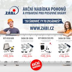 Akční nabídka - ZABI CZECH s.r.o